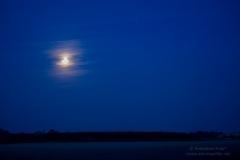 Partielle Mondfinsternis 16.07.19 - Bei BS Rüningen