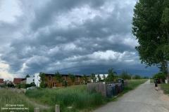 Böenfront vom 03.06.19 - BS - Rautheim