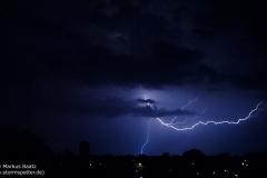 Nachtgewitter vom 29.05.18 - Wolfsburg