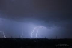 Nachtgewitter vom 29.05.18 - Südlich von Peine