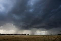 Gewitter mit mehreren Kernen - 31.07.19 bei BS-Geitelde