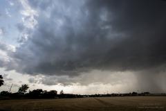 Gewitter mit mehreren Kernen - 31.07.19 bei BS-Geitelde 2