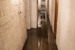Hochwasser im Keller - Nachts BS Rüningen  - 22.06.17