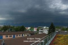 Böenfront vom Nachmittag - Björn / WOB  - 22.06.17