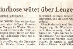 Braunschweiger Zeitung Artikel 1